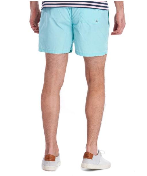 Men's Barbour Turnberry Swim Shorts - Aqua