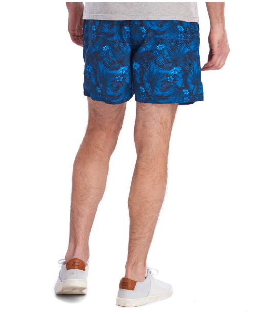 Men's Barbour Filey Swim Shorts - Bright Blue