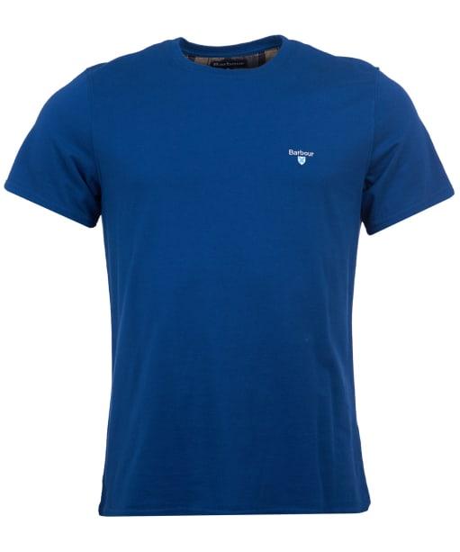 Men's Barbour Aboyne Tee - Deep Blue