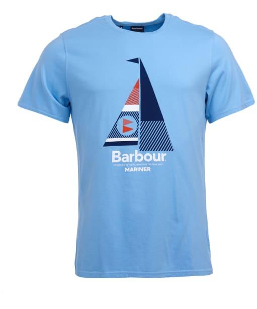 Men's Barbour Sail Tee - Colorado Blue
