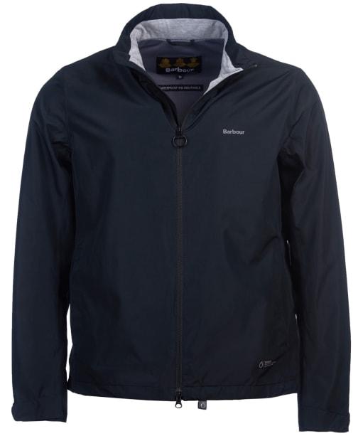Men's Barbour Cooper Waterproof Jacket - Black