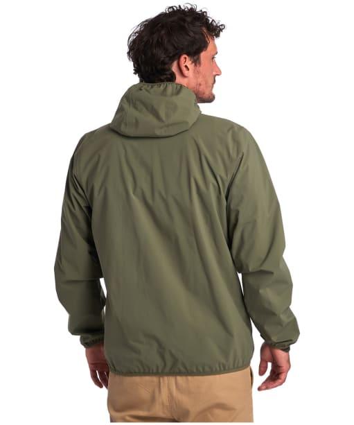 Men's Barbour Bransby Waterproof Jacket - Dusty Olive