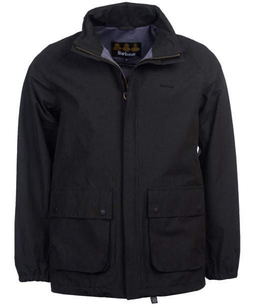 Men's Barbour Stanley Waterproof Jacket - Black