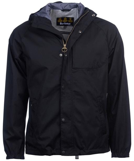 Men's Barbour Reginald Waterproof Jacket - Black