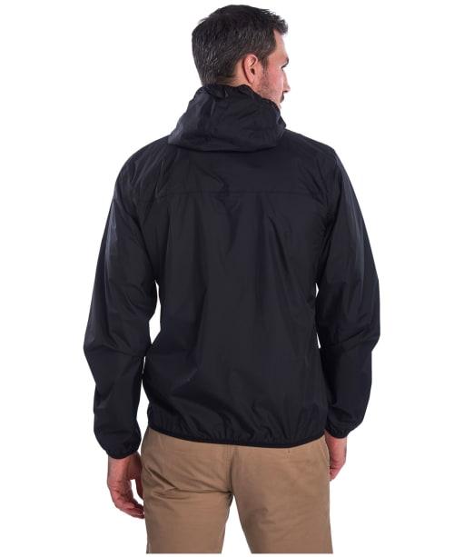 Men's Barbour Grizedale Waterproof Jacket - Black