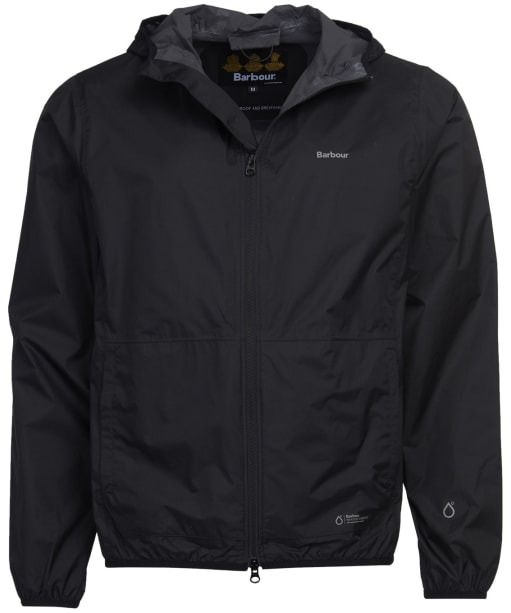 Men's Barbour Grizedale Waterproof Jacket - Black