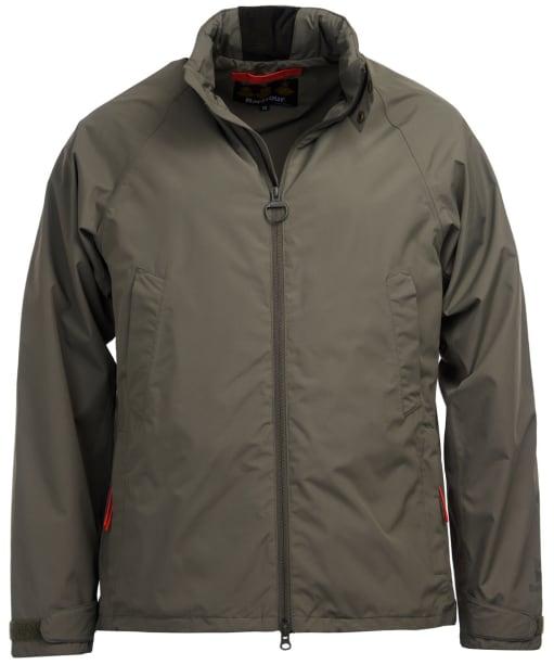 Men's Barbour Seldo Waterproof Jacket - Light Moss