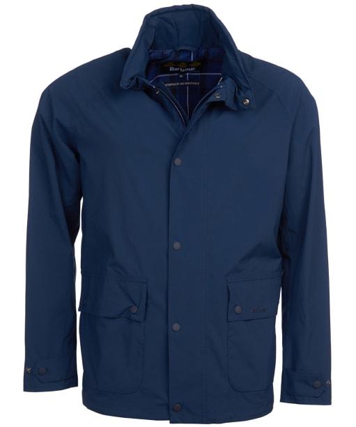 Men's Barbour Sorrel Waterproof Jacket - Navy