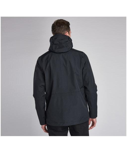 Men's Barbour International Holborn Jacket - Black