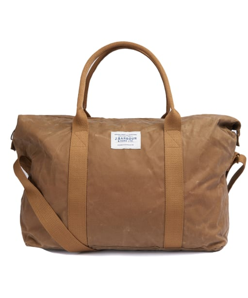 Barbour Archive Holdall Bag - Sandstone