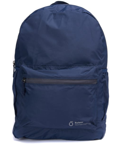 Barbour Weather Comfort Backpack - Navy