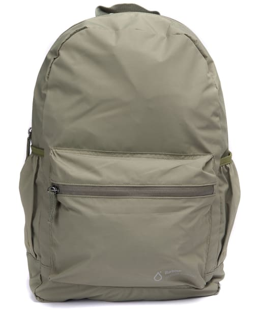 Barbour Weather Comfort Backpack - Dusty Olive