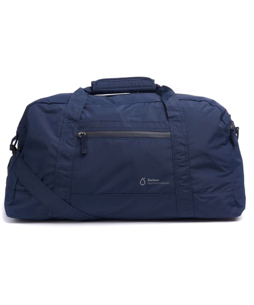 Barbour Weather Holdall Bag - Navy
