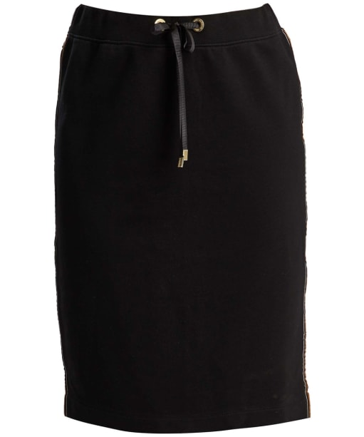 Women's Barbour International Arena Skirt - Black