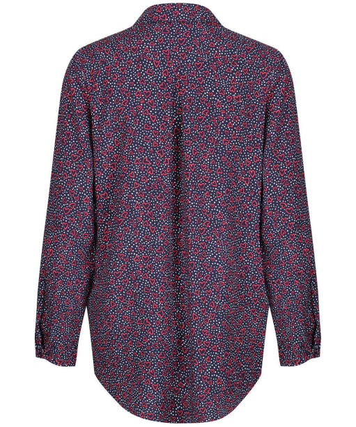 Women's Joules Elvina Woven Top - Dotty Hearts