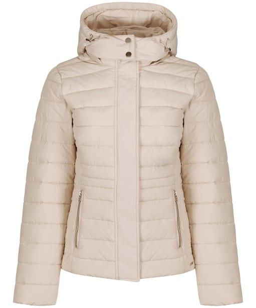 Women's Joules Linden Coat - Ivory