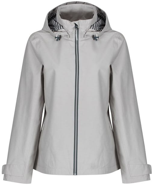 Women's Seasalt Lagoon Jacket - Chalk Grey