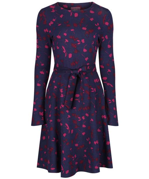 Women's Joules Monica Dress - Navy Berry Floral