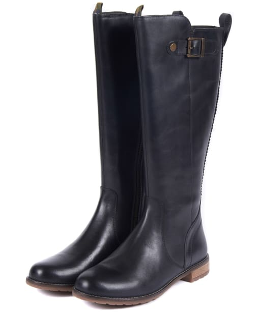 Women's Barbour Rebecca Boots - New Black