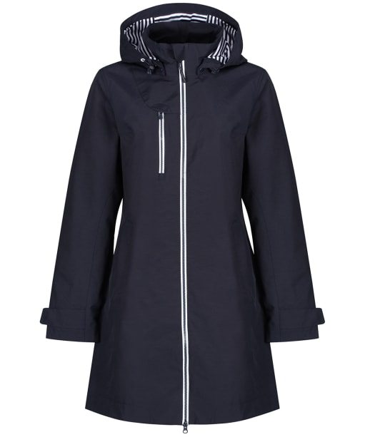 Women's Seasalt Coverack Coat - Midnight