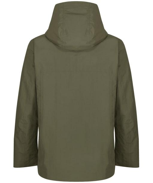 Men's Didriksons Ove Waterproof Jacket - Dusty Olive
