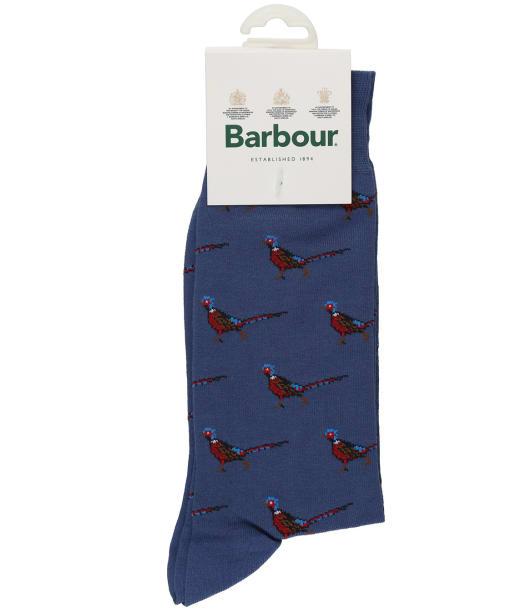 Men's Barbour Mavin Socks - Denim