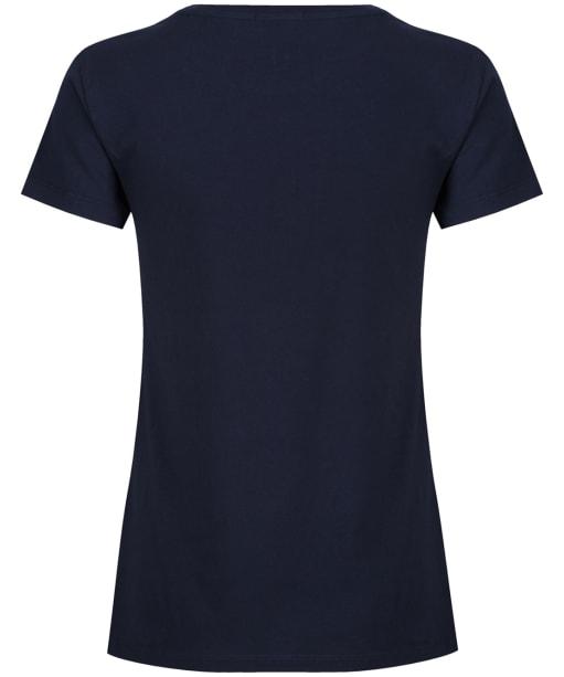 Women's Barbour Rebecca T-Shirt - Navy