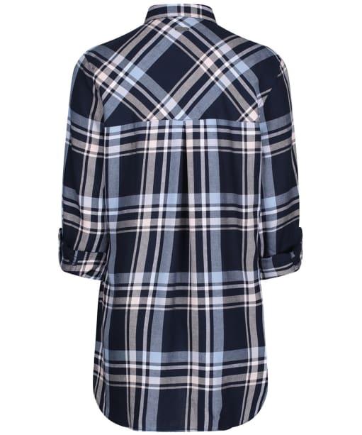 Women's Barbour Baymouth Shirt - Navy Check