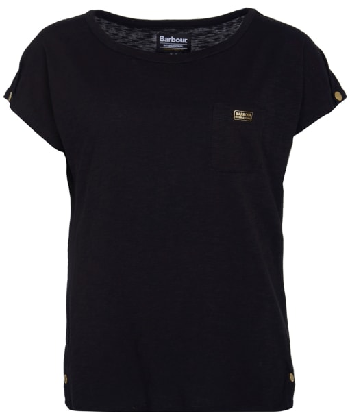 Women's Barbour International Apex Top - Black