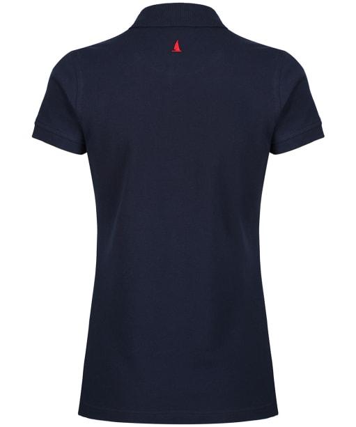 Women's Musto Pique Polo Shirt - True Navy