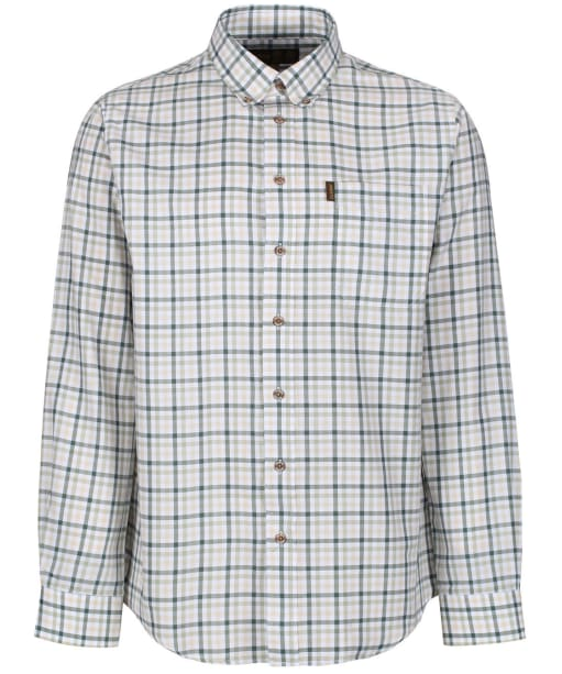 Men's Musto Classic Button Down Check Shirt - Carrick Yew