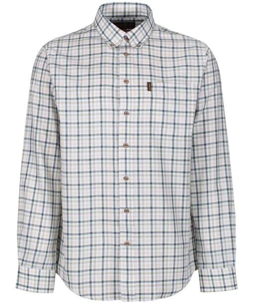 Men's Musto Classic Button Down Check Shirt - CARRICK YEW