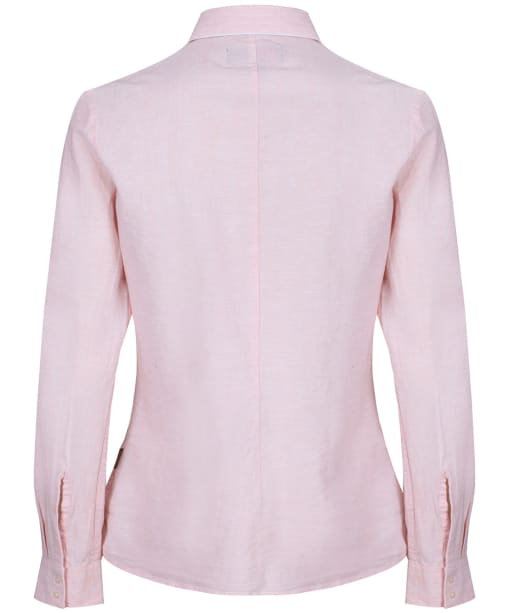 Women's Musto Country Linen Shirt - Hush