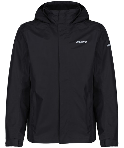 Men's Musto Sardinia Rain Jacket - Black