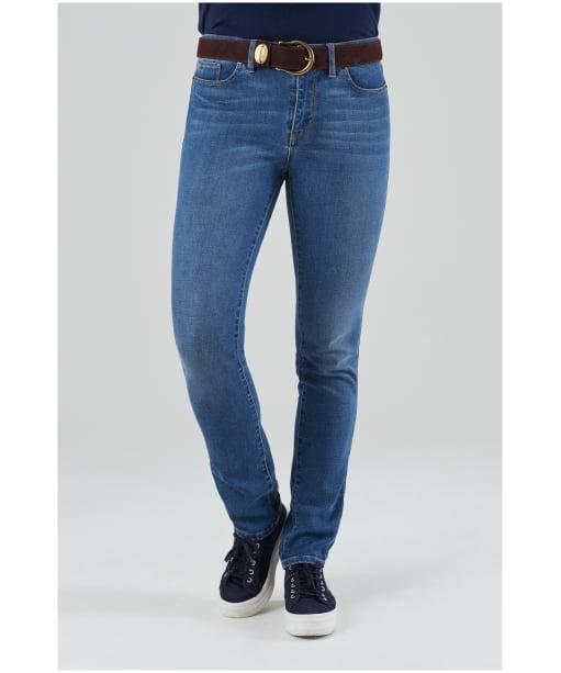 Women's Schöffel Heather Jeans - Indigo