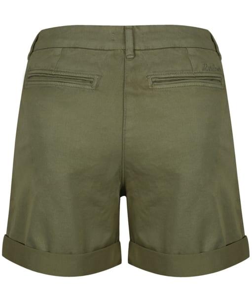 Women's Barbour Essential Chino Shorts - Khaki