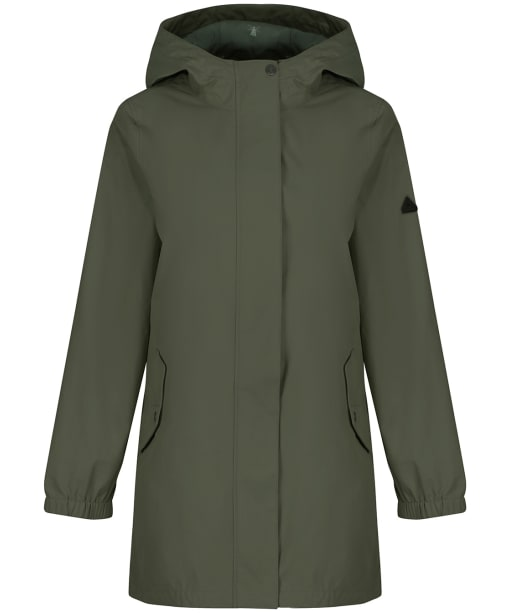 Women's Barbour Shingle Showerproof Jacket - Reed Green