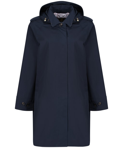 Women's Barbour Millie Waterproof Jacket - Navy