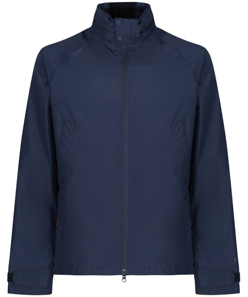 Men's Barbour Seldo Waterproof Jacket - Navy