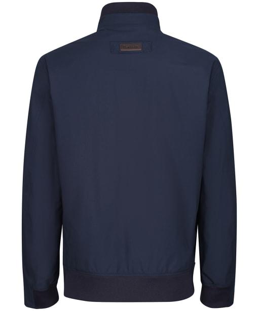 Men's Barbour Leyburn Waterproof Jacket - Navy