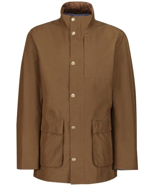 Men's Barbour Middleton Waterproof Jacket - Dark Sand