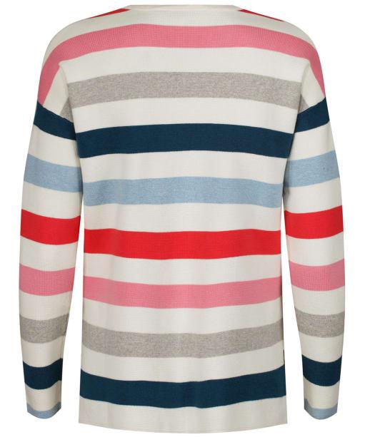 Women's Joules Uma Sweater - Multi Stripe