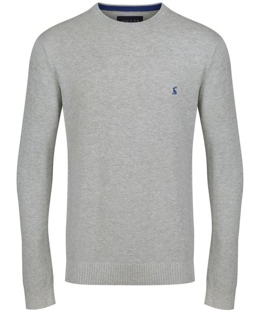 Men's Joules Redmond Sweater - Grey Marl