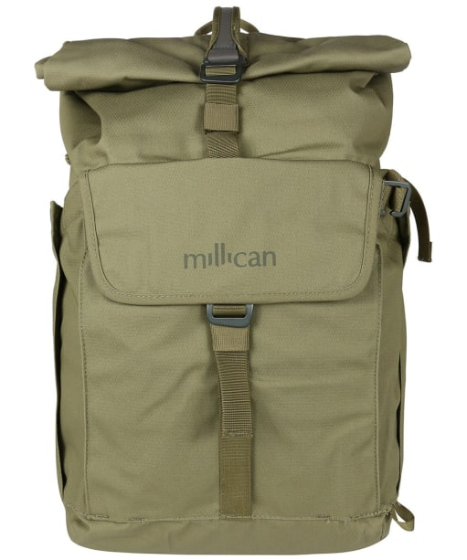 Millican Smith the Roll Pack 25L - Moss
