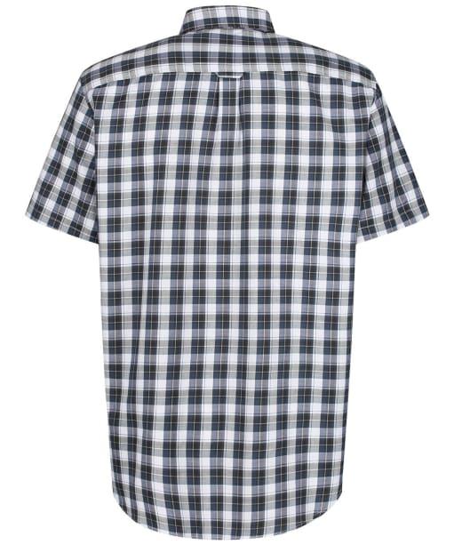 Men's Fjallraven Singi Shirt Short Sleeve - Uncle Blue