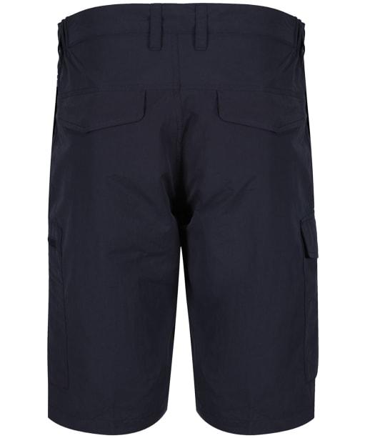 Men's Fjallraven Travellers MT Shorts - Dark Navy