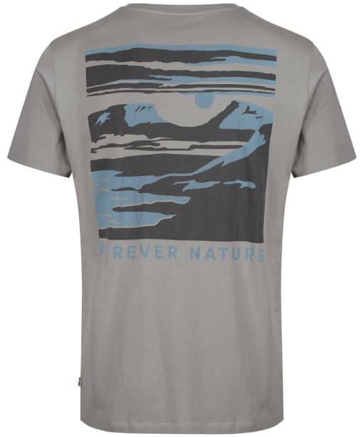 Men's Fjallraven Tornetrask T Shirt - Shark Grey