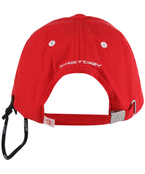 Men's Musto UV Fast Dry Crew Cap - True Red