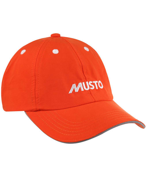 Men's Musto UV Fast Dry Crew Cap - Fire Orange
