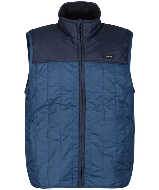 Men's Filson Ultralight Vest - Blue